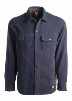 Timberland PRO Men's Mill River Fleece Shirt Jacket Big & Tall