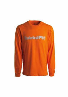 Timberland PRO Men's A23RB Base Plate Long Sleeve Graphic T-Shirt -  -