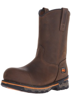 Timberland PRO Men's AG Boss Alloy Safety Toe Pull-On Boot   M US