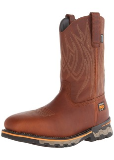 Timberland PRO Men's AG Boss Pull-On Alloy SQ Toe Work and Hunt Boot