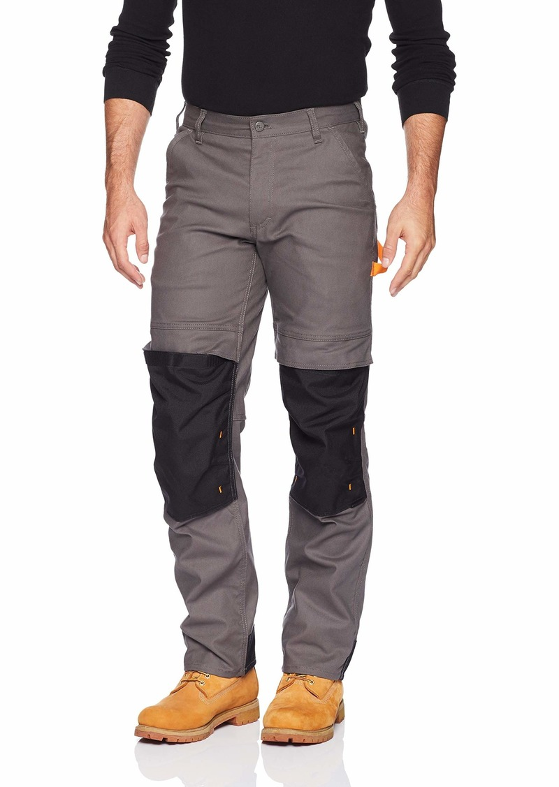 reasonably priced huge sale Clearance sale PRO Men's Bender Utility Work Pant pewter 34/32