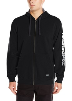 Timberland PRO Men's Big and Tall Honcho Full-Zip Hooded Sweatshirt