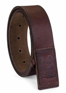 Timberland PRO Men's No-Scratch No Buckle Mechanic Belt acorn