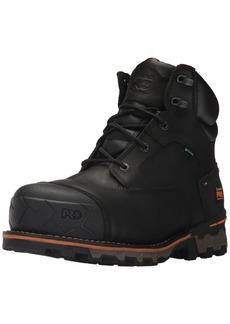 """Timberland PRO Men's Boondock 6"""" Composite Toe Waterproof Industrial & Construction Shoe   M US"""