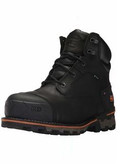Timberland PRO Men's Boondock 6 Inch Composite Safety Toe Waterproof Industrial Work Boot