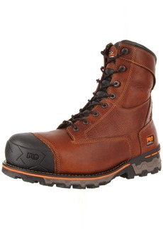 Timberland PRO Men's Boondock Waterproof Steel Toe Work Boot