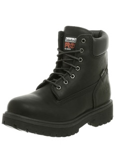 Timberland PRO Men's Direct Attach Six-Inch Soft-Toe Boot 7 W