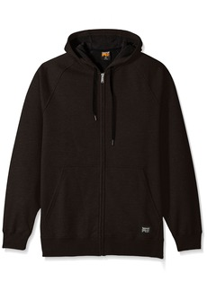 Timberland PRO Men's Downdraft Thermal-Bonded Full-Zip Sweatshirt  2X-Large