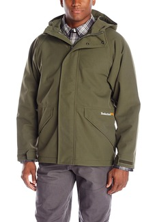 Timberland PRO Men's Dry Squall Waterproof Hooded Jacket