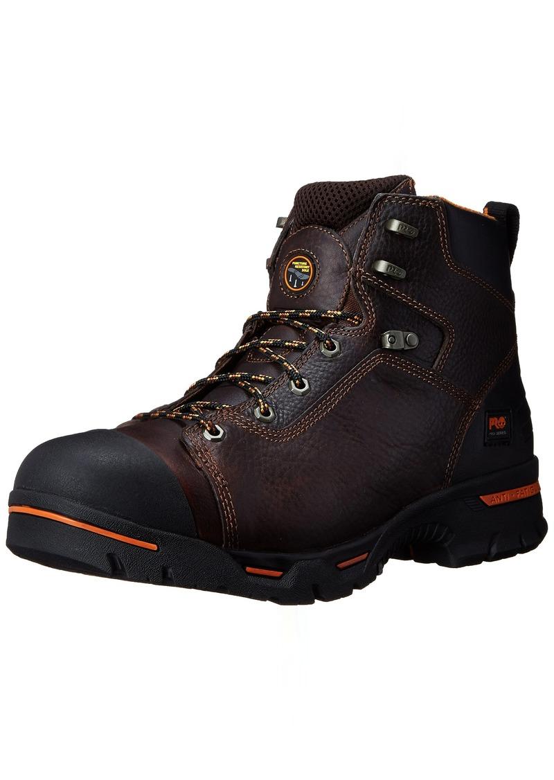 Timberland PRO Men's Endurance 6-Inch Soft Toe BR Work Boot