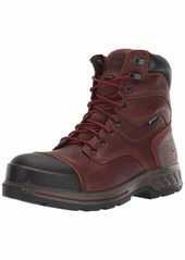 "Timberland PRO Men's Endurance HD 8"" Composite Toe Waterproof Insulated Industrial Boot   M US"