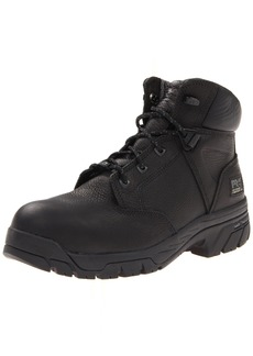 Timberland PRO Men's Helix 6-Inch Waterproof BL Comp Lace-Up Fashion Sneaker