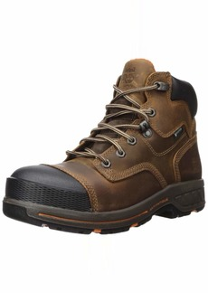 """Timberland PRO Men's Helix HD 6"""" Composite Safety Toe Waterproof Industrial Boot"""