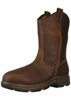 Timberland PRO Men's Helix HD Pull On Soft Toe Waterproof Industrial Boot  7 W US