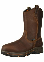 Timberland PRO Men's Helix HD Pull On Soft Toe Waterproof Industrial Boot   M US