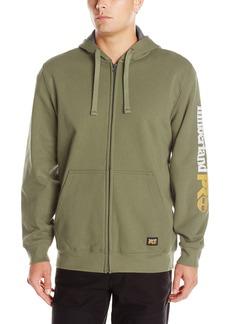Timberland PRO Men's Hood Honcho Full-Zip Hooded Sweatshirt