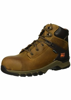 Timberland PRO Men's Hypercharge 6 Inch Composite Safety Toe Waterproof Industrial Work Boot