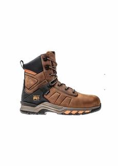 "Timberland PRO Men's Hypercharge 8"" Composite Toe Waterproof Industrial Boot  8.5 W US"
