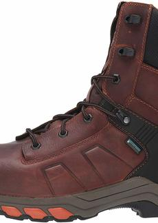 "Timberland PRO Men's Hypercharge 8"" Soft Toe Waterproof Industrial Boot   M US"