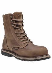 "Timberland PRO Men's Millworks 8"" Composite Toe Waterproof Industrial Boot   M US"