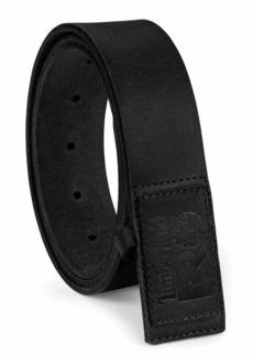 Timberland PRO Men's No-Scratch No Buckle Mechanic Belt black