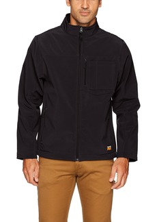Timberland PRO Men's Power Zip Windproof Softshell Jacket