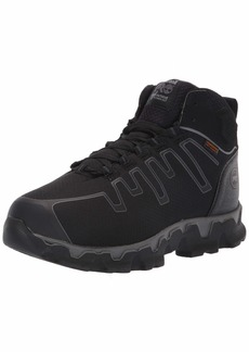 Timberland PRO Men's Powertrain Sport Alloy Safety Toe Internal Metguard EH Industrial Boot