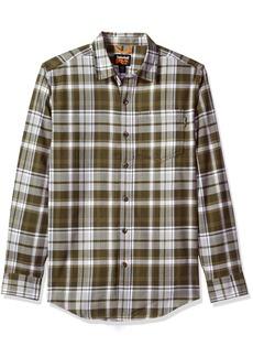 Timberland PRO Men's R-Value Flannel Work Shirt