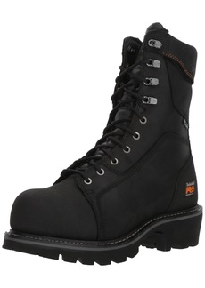 Timberland PRO Men's Rip Saw Comp Toe Logger Work Boot