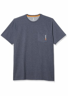 Timberland PRO Men's Base Plate Blended Short-Sleeve T-Shirt