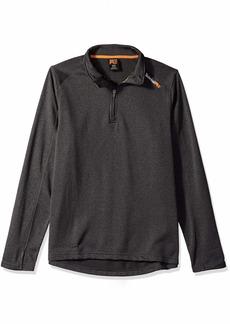 Timberland PRO Men's Understory 1/4-Zip Fleece Top  L