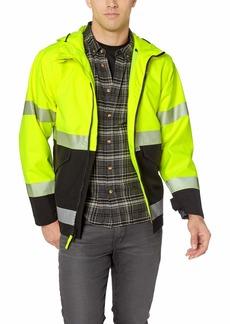 Timberland PRO Men's Work Sight High-Visibility Waterproof Jacket ANSI Yellow XL