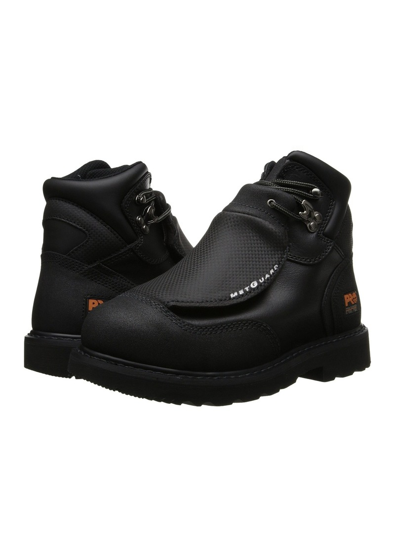 "Timberland Met Guard 6"" Steel Toe"