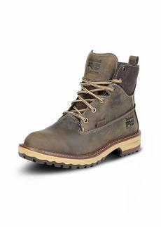 Timberland PRO Women's Hightower 6 Inch Soft Toe Waterproof Work Boot