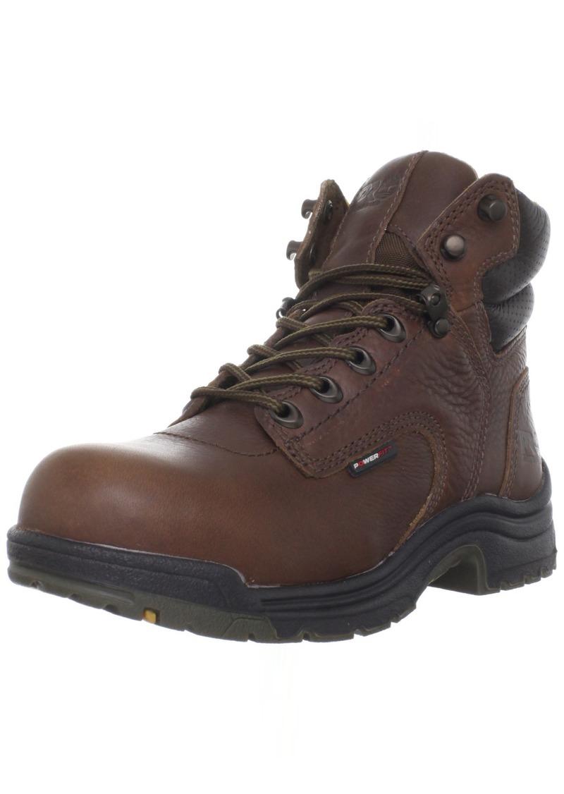 Timberland PRO Titan Women's 6 Inch Waterproof Work Boot Industrial