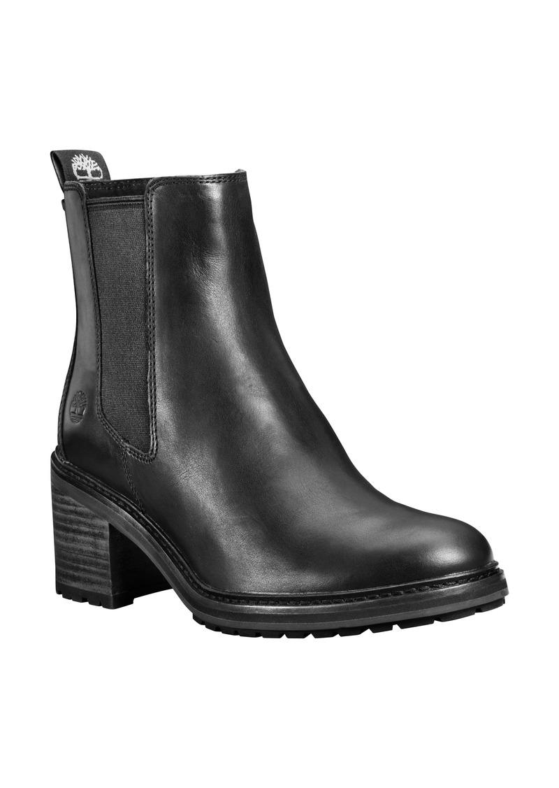Timberland Sienna Waterproof Block Heel Chelsea Boot (Women)