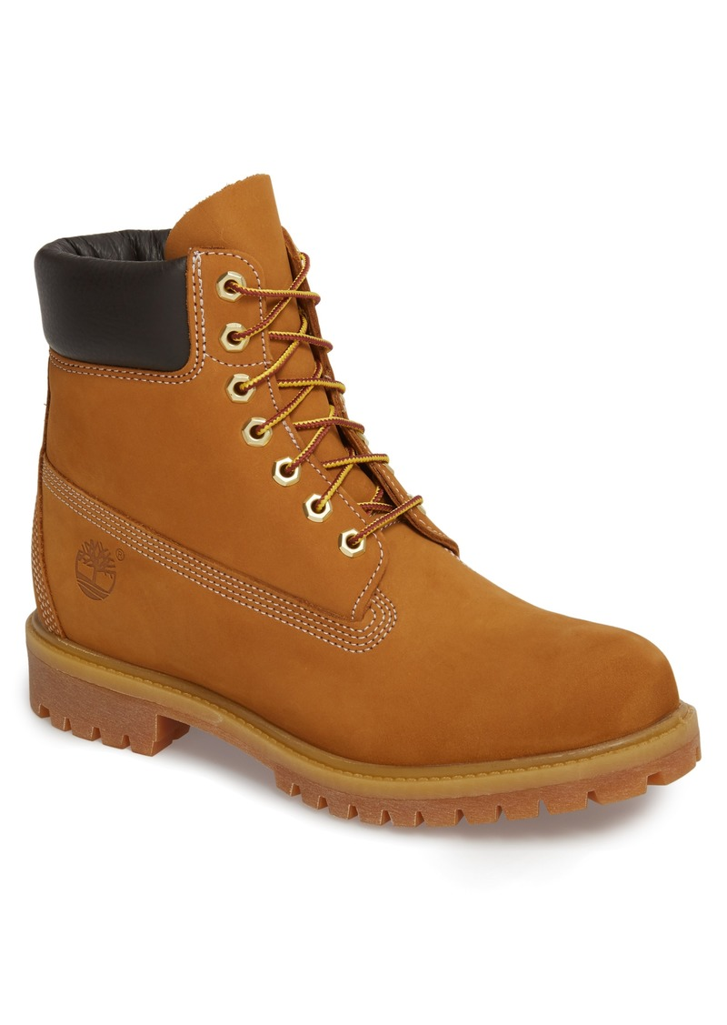 Timberland 6 Inch Premium Waterproof Boot (Men)