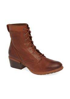 Timberland Sutherlin Bay Water Resistant Lace-Up Bootie (Women)