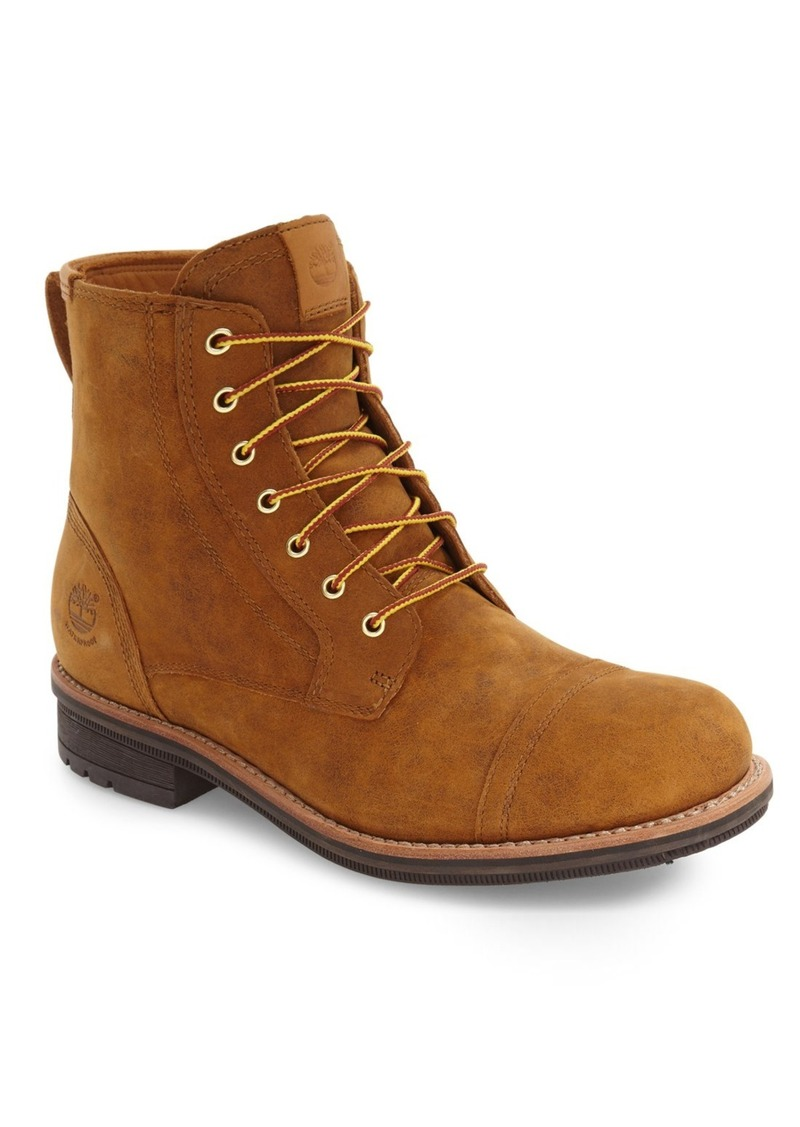Timberland 'Willoughby' Cap Toe Boot (Men)