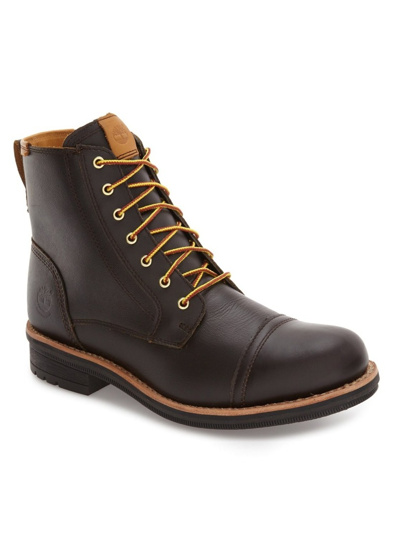 Timberland 'Willoughby' Cap Toe Boot (Men)