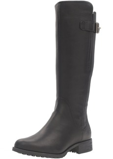 Timberland Women's Banfield Tall Medium Shaft Waterproof Riding Boot   M US