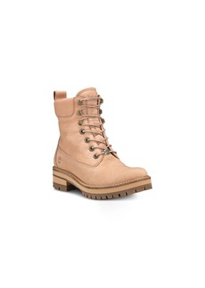 """Timberland Women's Courmayeur Valley 6"""" Lace-Up Boots Women's Shoes"""