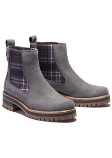 Timberland Women's Courmayeur Valley Chelsea Boot Women's Shoes