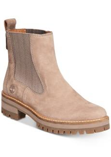 Timberland Women's Courmayeur Valley Chelsea Boots Women's Shoes