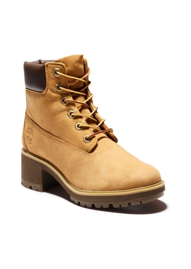 Timberland Women's Kinsley Waterproof Lug Sole Boots Women's Shoes
