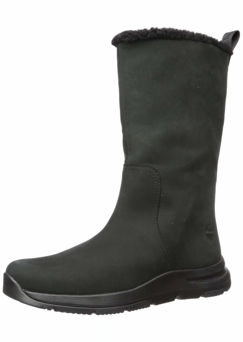 Timberland Women's Mabel Town Waterproof Pull On Snow Boot  00M M US