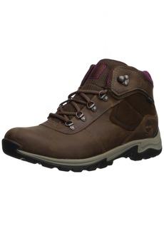 Timberland Women's Mt. Maddsen Mid Lthr WP Hiking Boot  9 Medium US