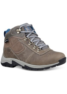 Timberland Women's Mt. Maddsen Waterproof Boots Women's Shoes