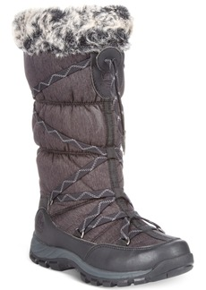 Timberland Women's Over the Chill Cold Weather Waterproof Boots Women's Shoes