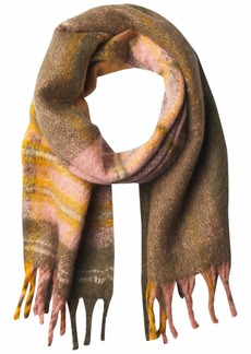 Timberland Women's Plaid Blanket Scarf